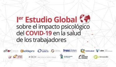 Affor lanza un estudio para analizar el impacto psicológico del Covid-19