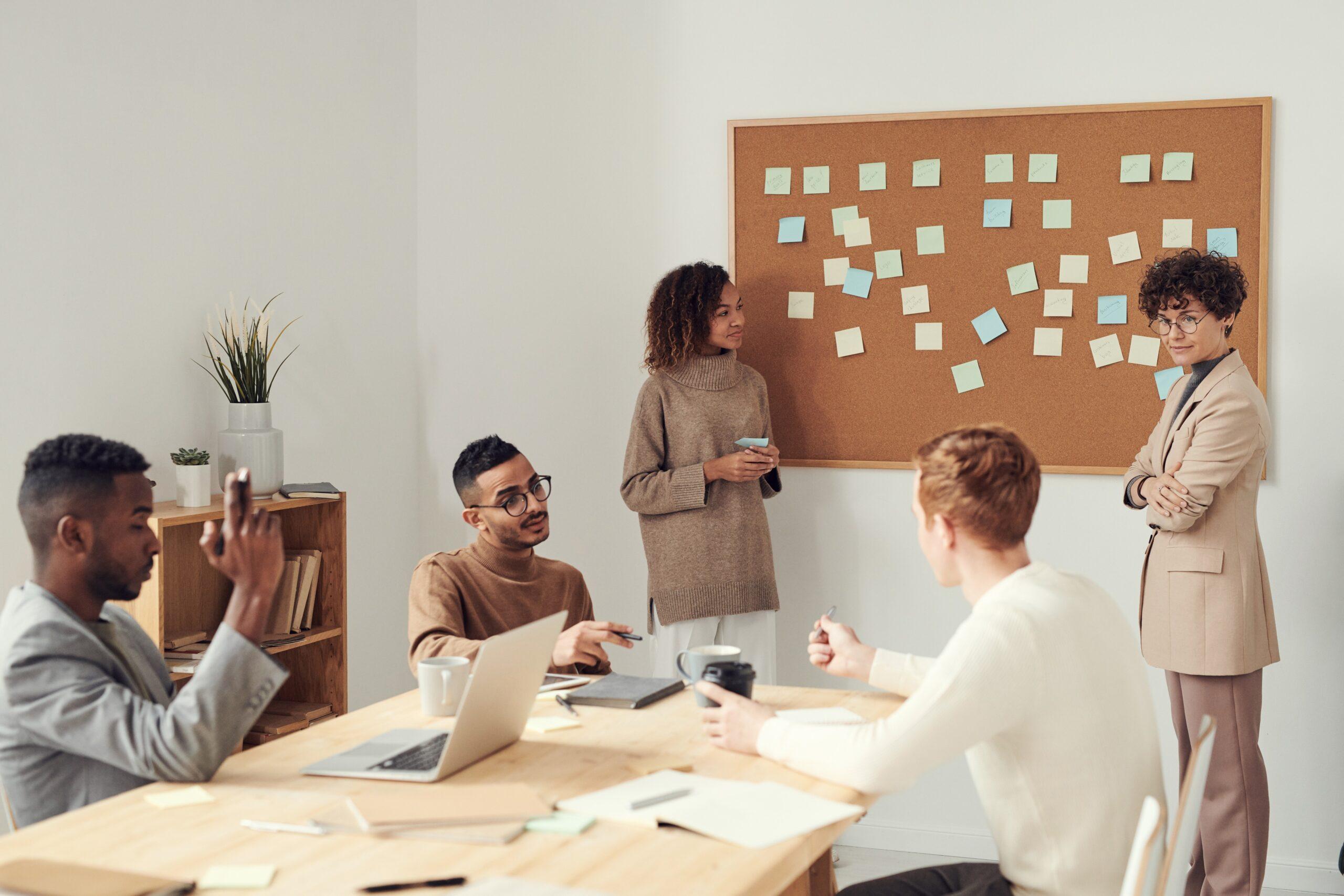 ¿Quieres saber cuales son las ventajas de una empresa diversa?