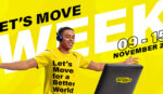 Techgnoym pone en marcha su Let's Move Week 2020