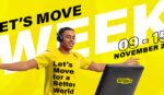 Techgnoym pone en marcha su Let's Move Week 2020