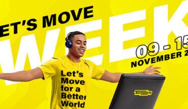 Technogym pone en marcha su Let's Move Week 2020