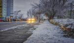 Consejos para la conducción segura ante hielo y nieve