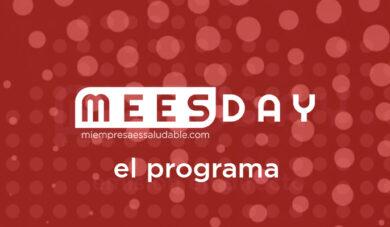 ¿Qué ocurrirá en el #MEESDay? Desvelamos su programa minuto a minuto