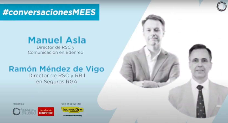 #conversacionesMEES: La RSC como palanca de bienestar