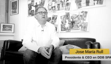 """Jose María Rull (DDB España): """"El bienestar es buscar el equilibro total en la vida"""""""