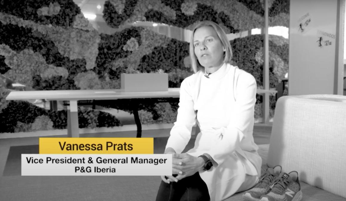 """Vanessa Prats (P&G): """"El compromiso por el bienestar del empleado no ha cambiado pero si ha cambiado la forma de llevarlo a cabo"""""""