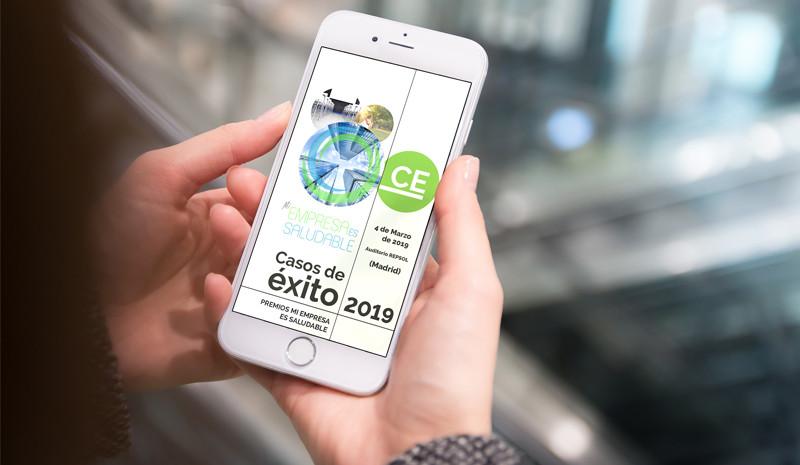 6 empresas cuentan sus planes saludables en el ebook 'Casos de éxito Premios MEES'