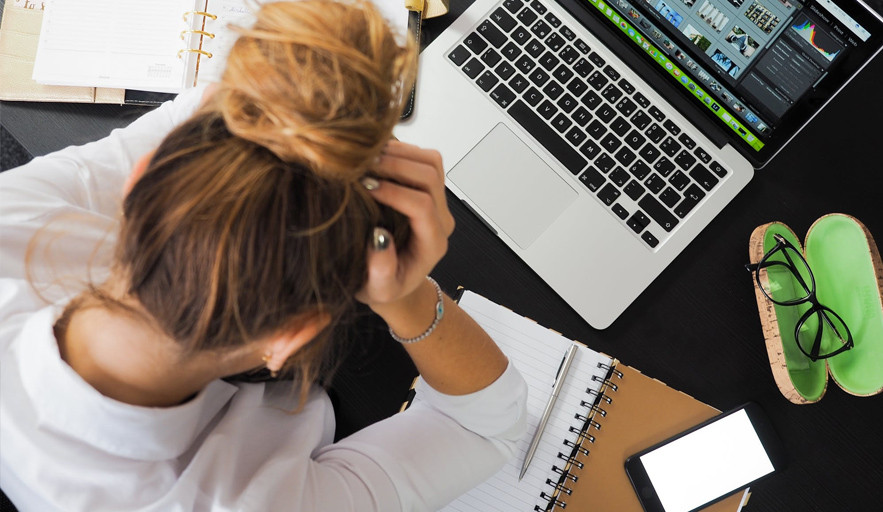 El 77% de los españoles convive cada día con el estrés