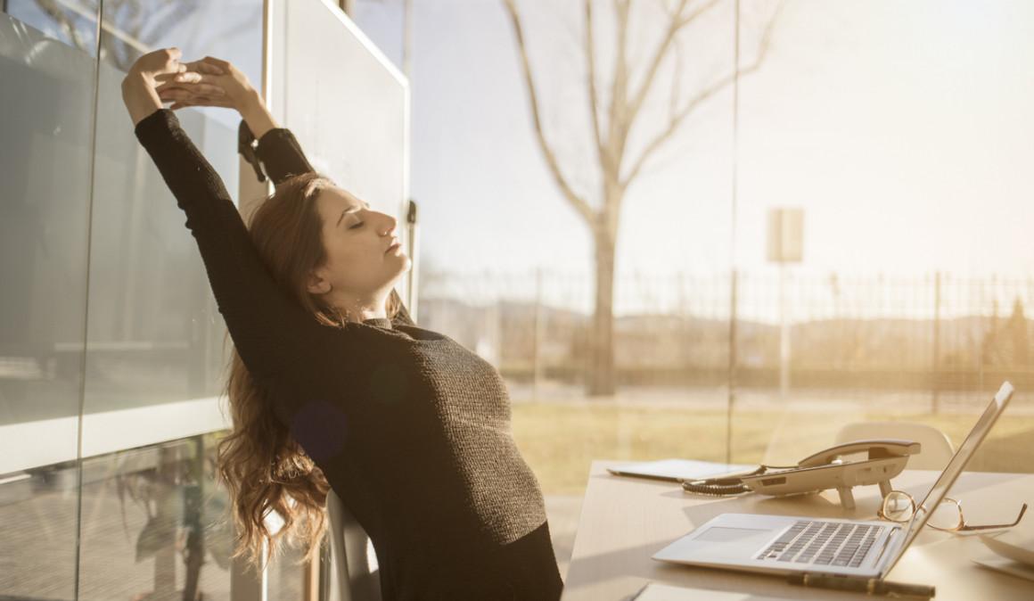20 consejos para entrenar en la oficina