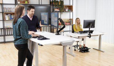 Problemas que nos traen el sedentarismo laboral y la falta de ergonomía en la oficina