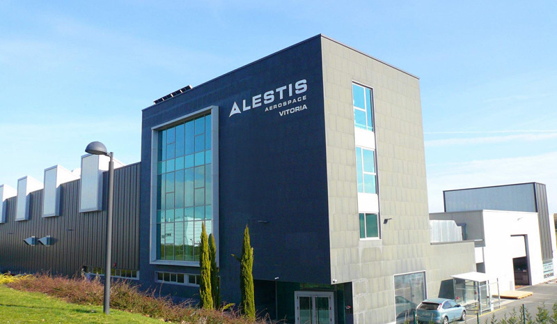 Alestis Aerospace: Evitan el sedentarismo con retos de pasos