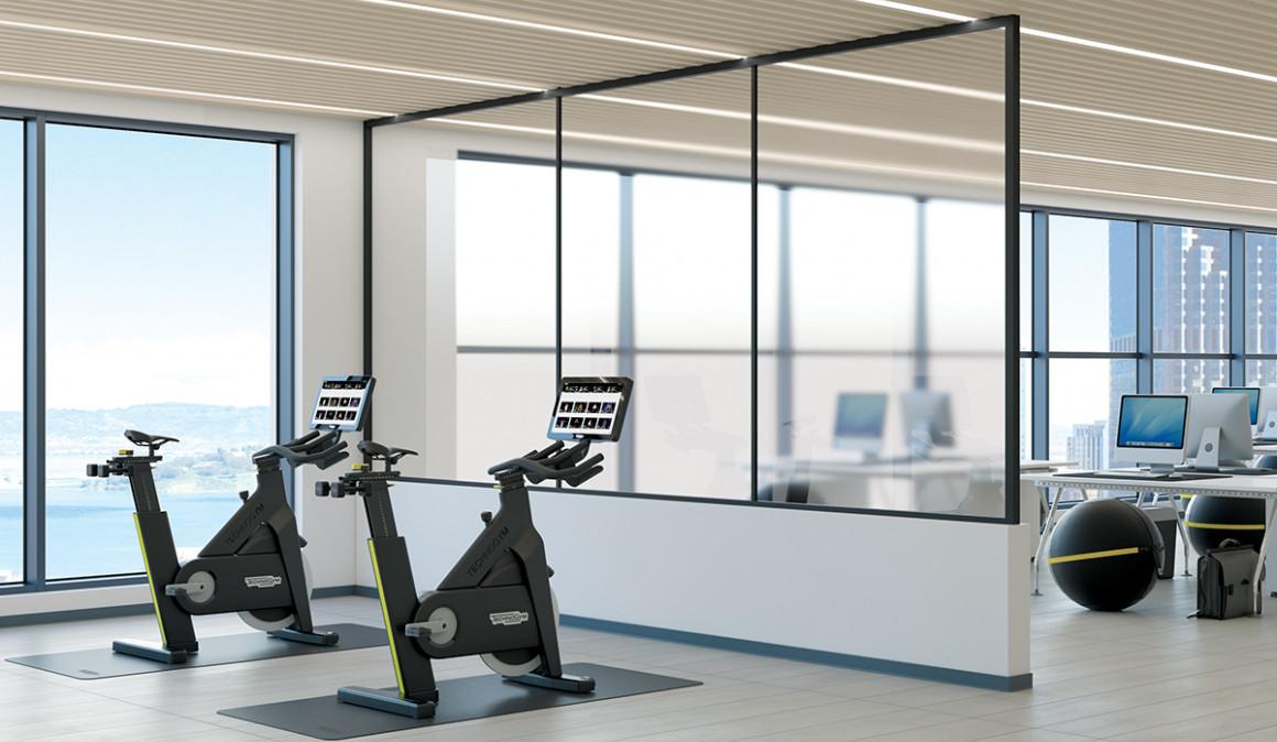 Monitor personal y gimnasio ubicuo: las claves de Technogym Bike