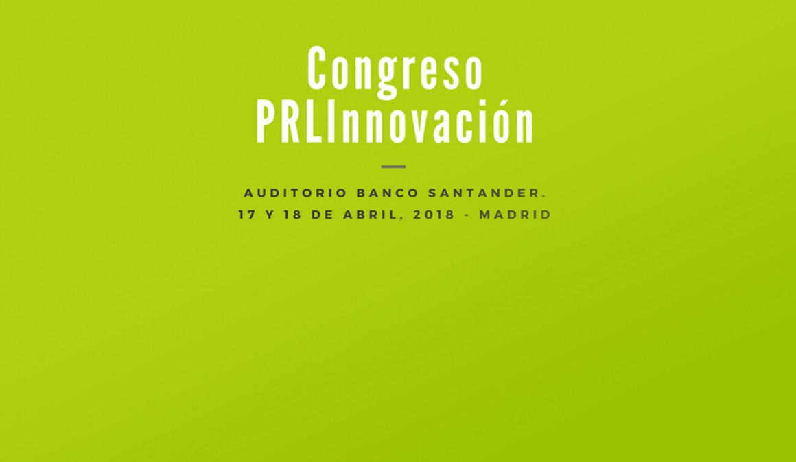 Últimos días de entradas con descuento en el IV Congreso PRL Innovación sobre cultura preventiva