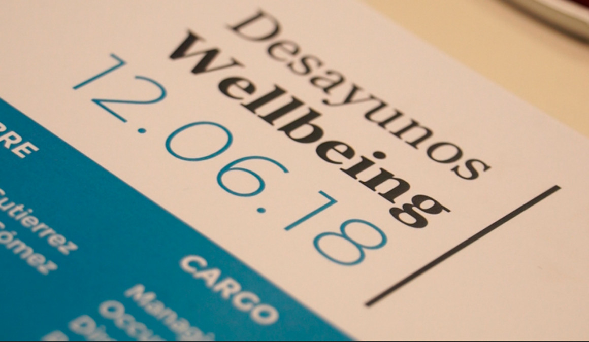 La salud laboral en Philips y Ferrovial Servicios, protagonista del Desayuno Wellbeing
