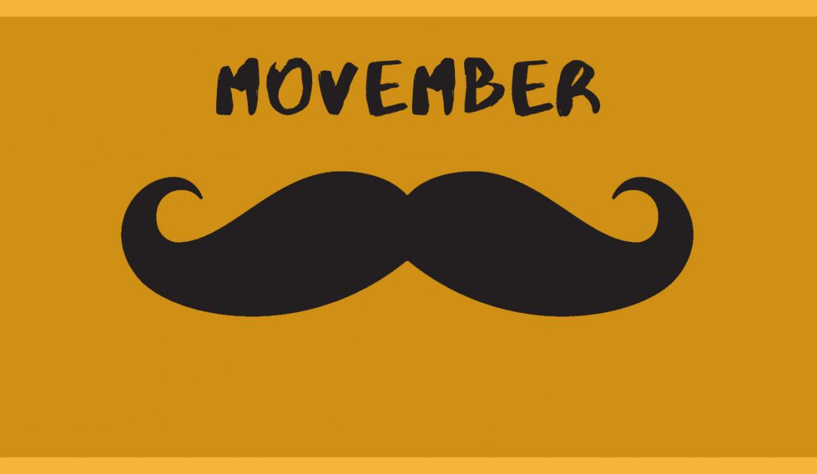 Llega Movember, la iniciativa que busca concienciar sobre los problemas de salud masculinos