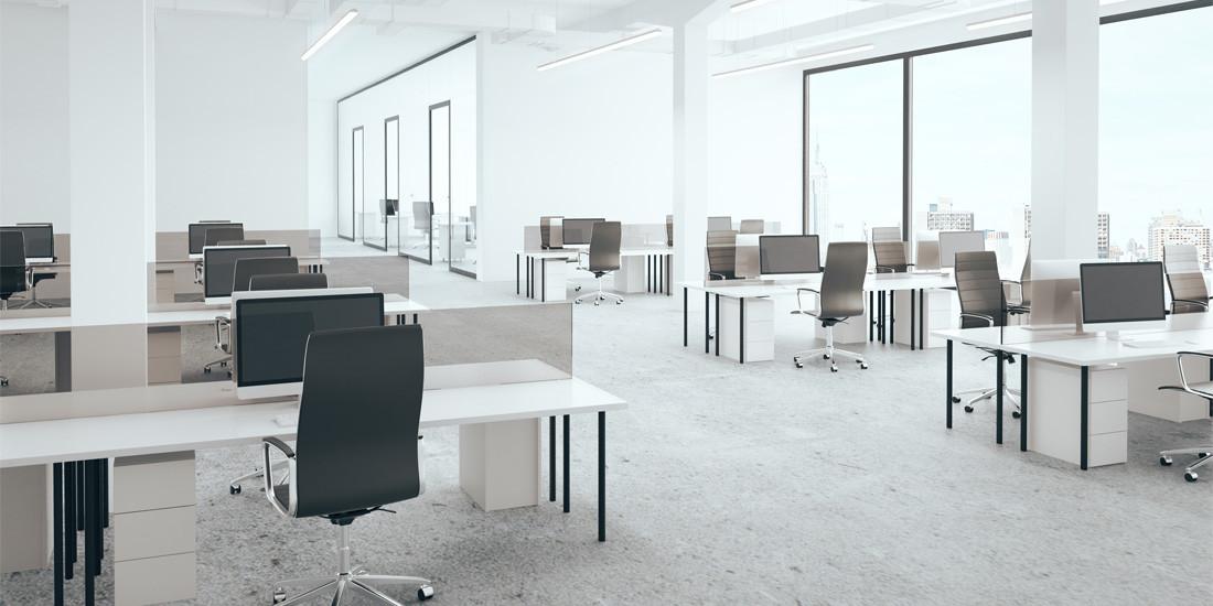 Una oficina inspiradora