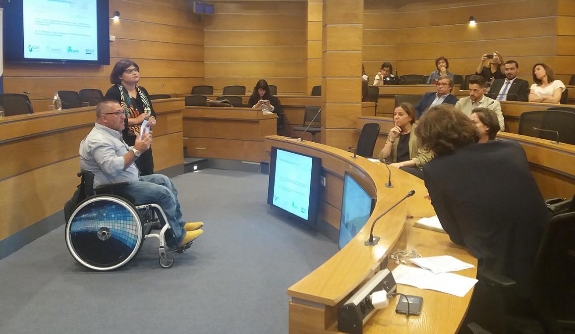 La prevención en las empresas ayuda a la integración de personas con discapacidad
