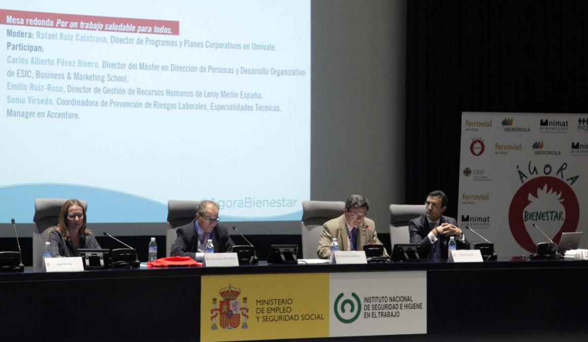 Ágora Bienestar 2018 presentará  en Sevilla las principales innovaciones en salud y bienestar laboral