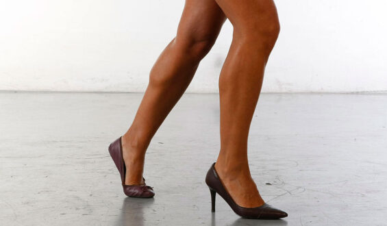 ¿Bailarinas o tacones para ir a trabajar?