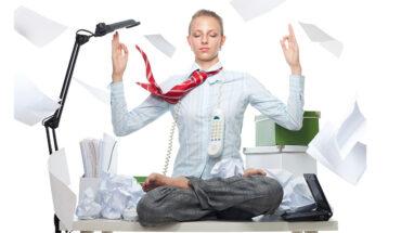 13 buenos hábitos para mejorar tu salud en el trabajo