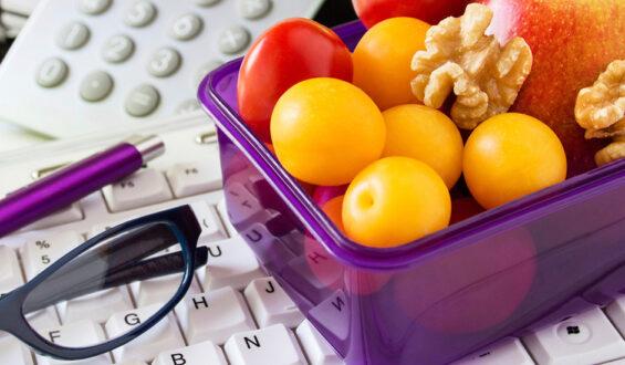 Las claves para comer sano en el trabajo