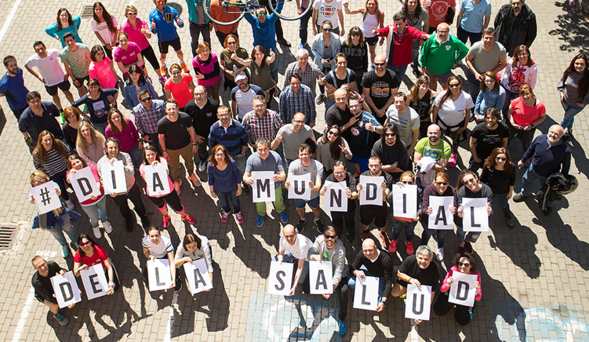Motorpress Ibérica se une a la celebración del Día Mundial de la Salud