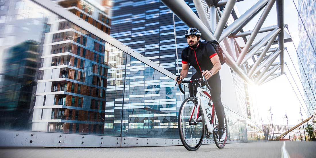Ciclismo urbano, seguro y responsable
