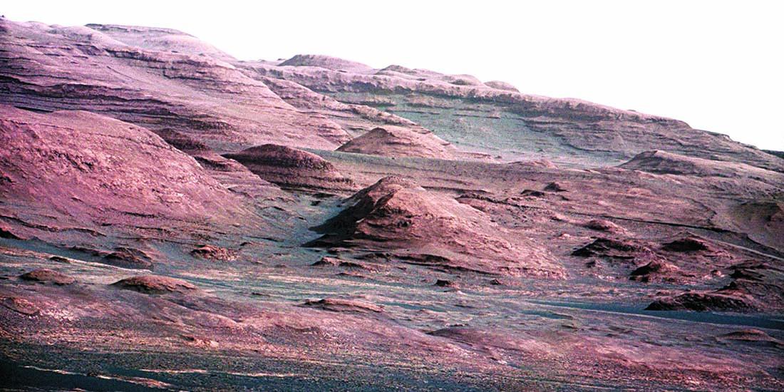 ¿Cómo trabajaremos en Marte?