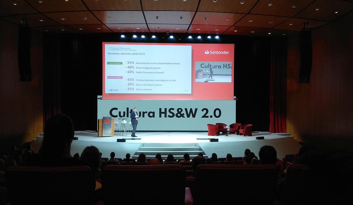 500 profesionales apuestan por la cultura preventiva en el IV Congreso PRLInnovación