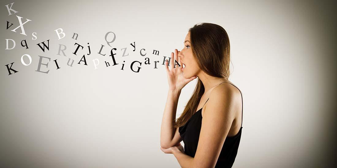 Consejos saludables para la voz