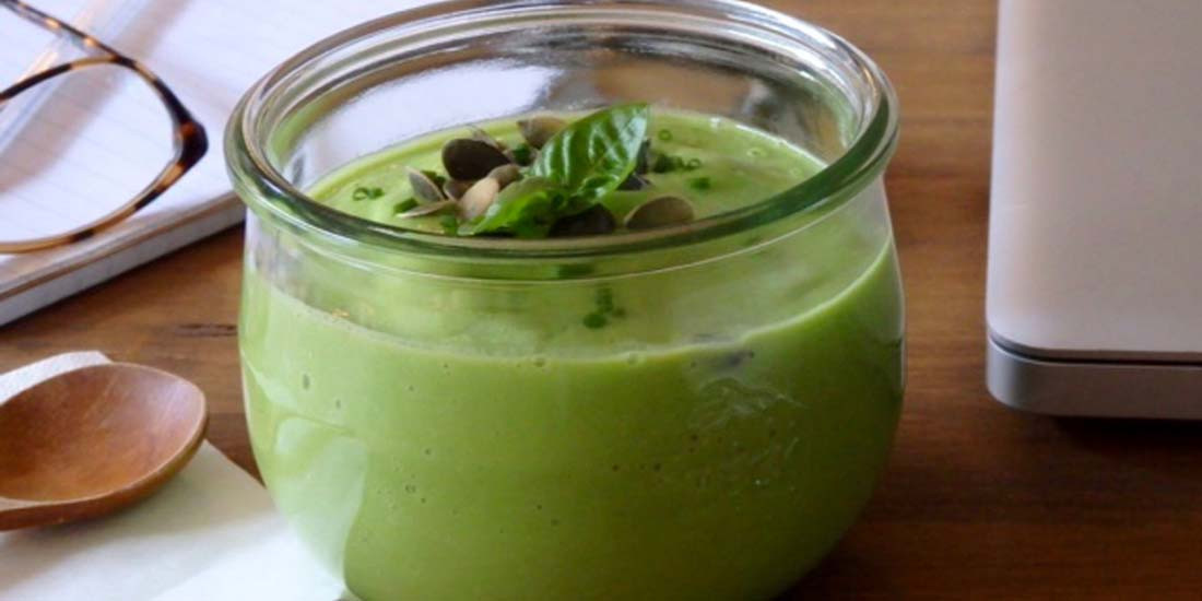 Receta verde y nutritiva: Crema de Brócoli y Calabacín