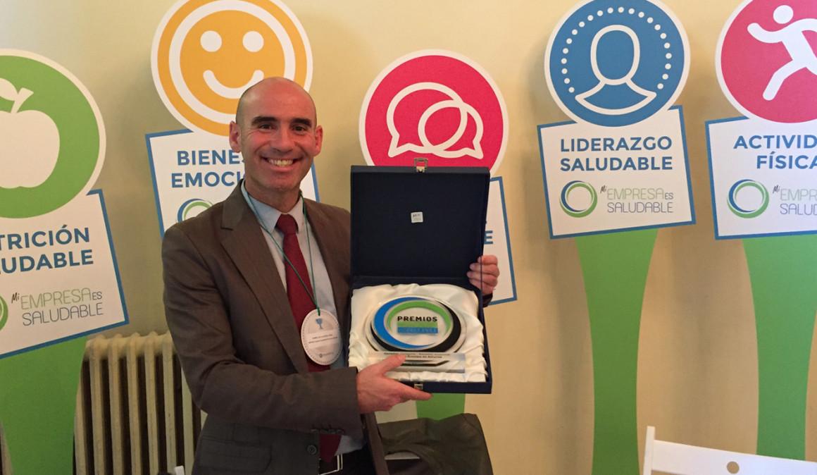 El proyecto 'Cuidar al que cuida', desarrollado en la Sanidad Madrileña, nominado a los premios New Medical Economics 2018