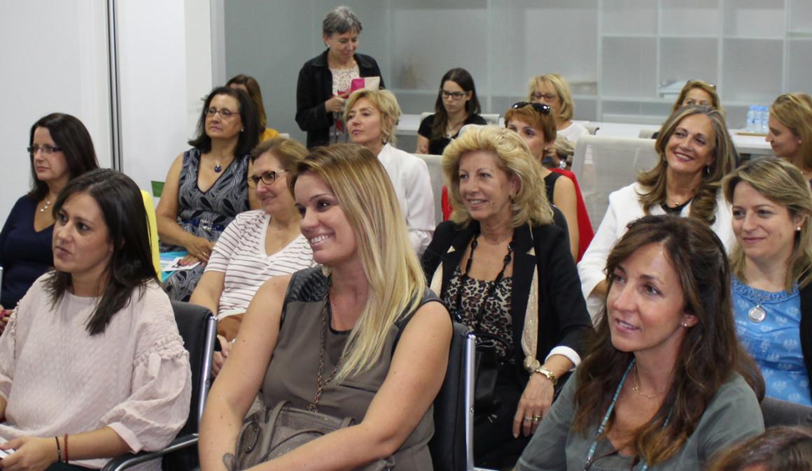 Reunión saludable para secretarias de la ASPM