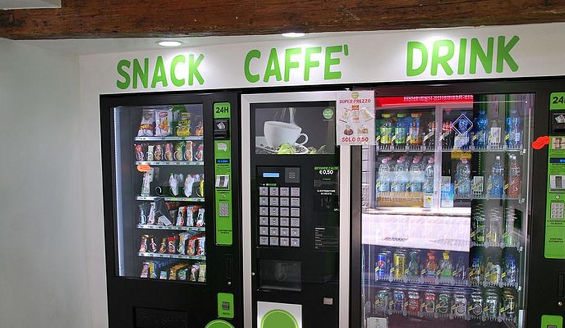 Cambiando el Vending: Una cruzada contra los productos no saludables