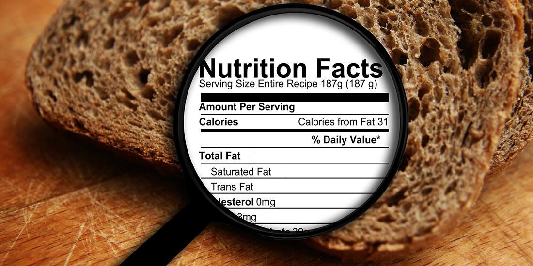 ¿Lees las etiquetas de los alimentos?