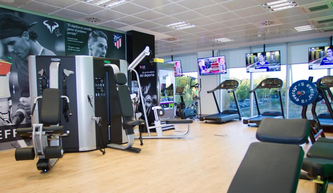 LG amplía su plan de bienestar corporativo con un gimnasio y miles de horas de actividades