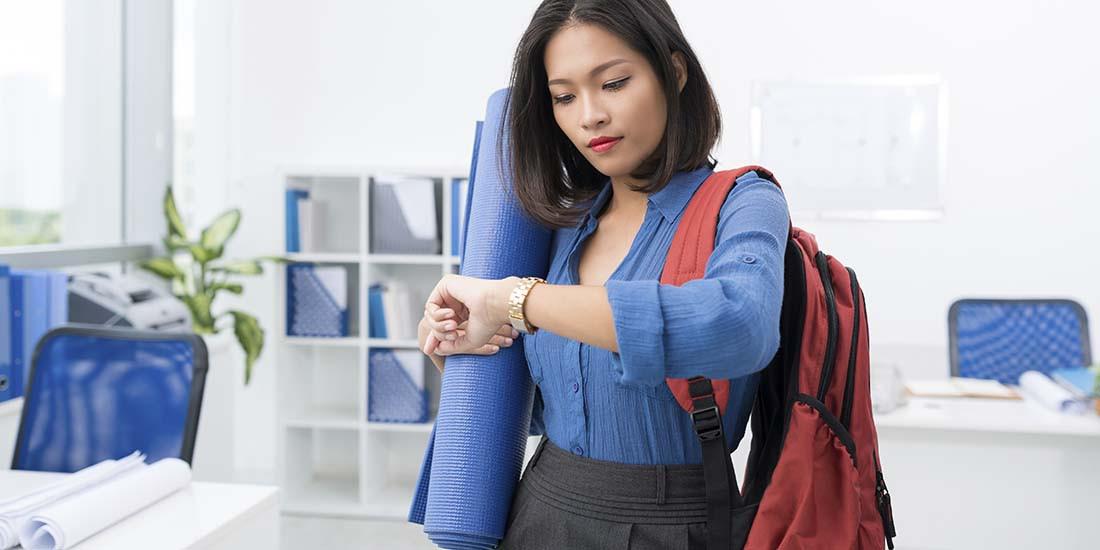 13 + 12 buenos hábitos para mejorar tu salud en el trabajo