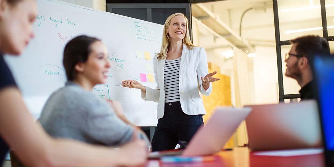 Las mujeres emprendedoras, una asignatura pendiente