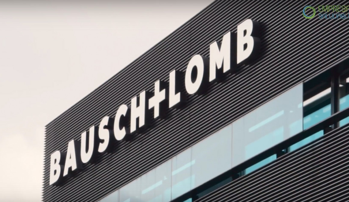 """Objetivo, tu salud"", el plan saludable de Bausch & Lomb"