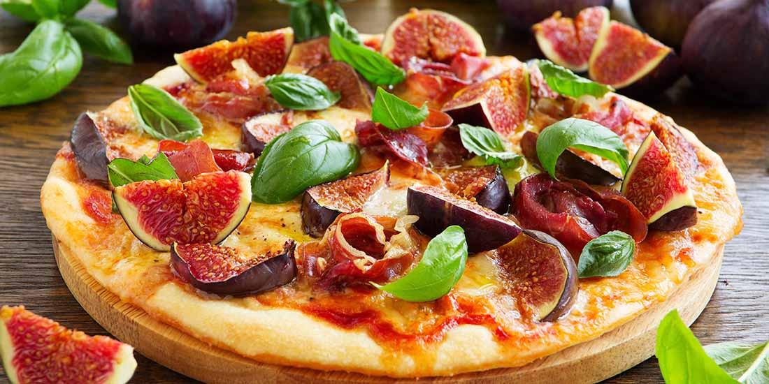 ¿Te apetece una pizza? Mejor que sea saludable