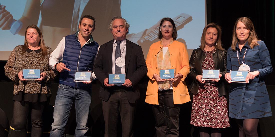Los Premios Mi Empresa es Saludable ya tienen ganadores