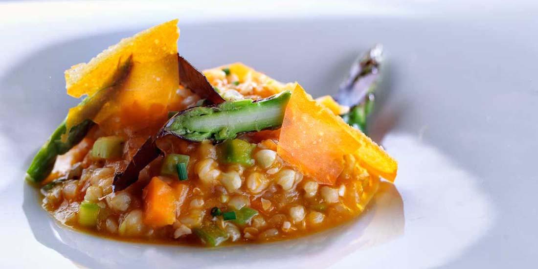 Risotto: reinventamos el típico plato italiano