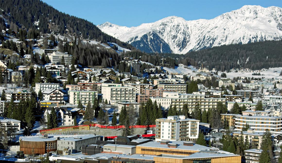 El beneficio económico de la salud, a debate en Davos