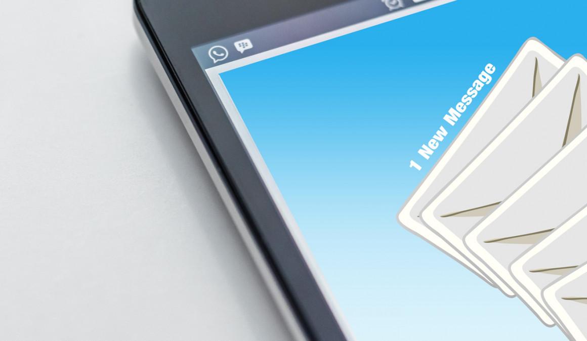 Tu empresa puede vigilar tu email, pero sólo si te avisa