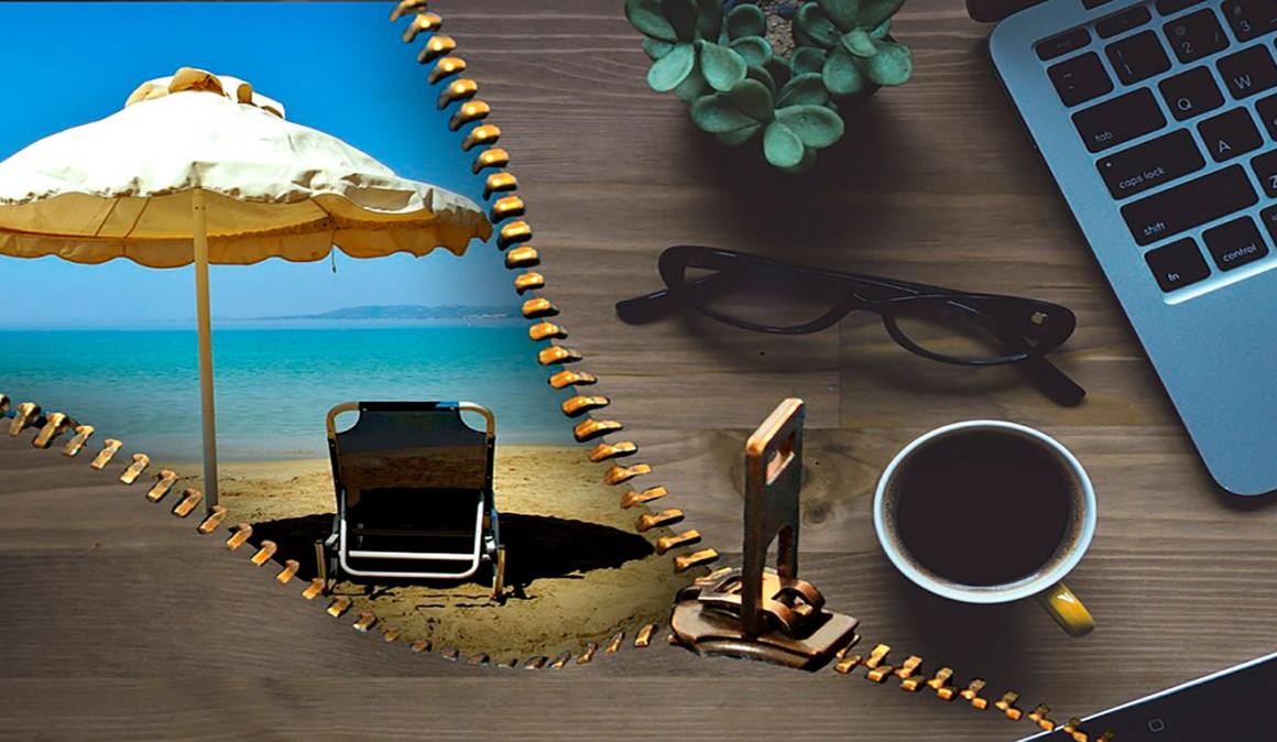 Siete consejos para seguir siendo productivo en verano