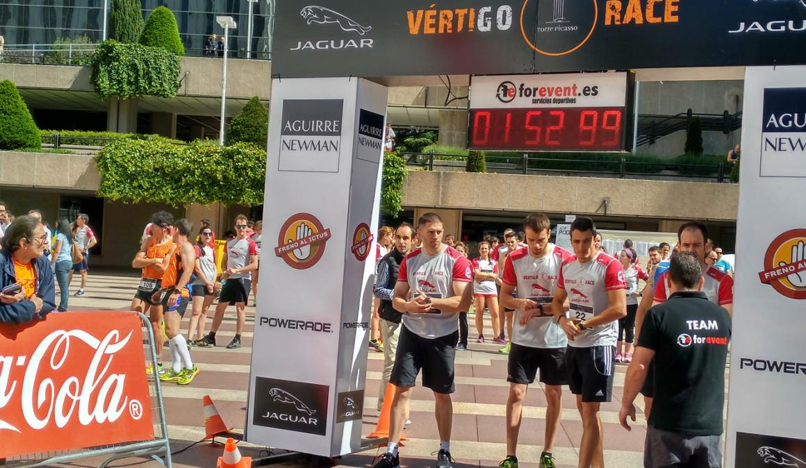 Éxito de la segunda edición de la Vértigo Race