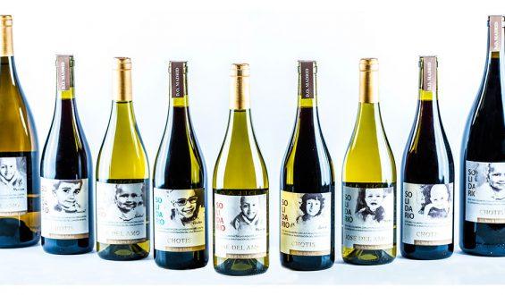 Un vino que apoya la investigación de cáncer infantil en España