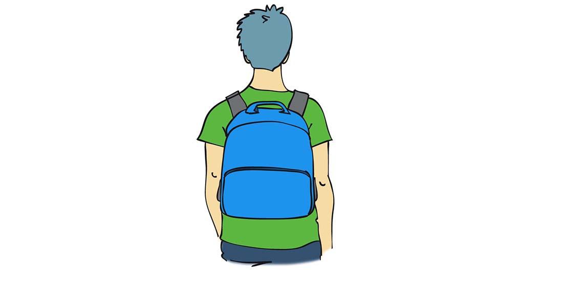 Vuelta al cole con la espalda sana