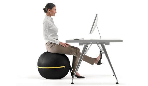 Actívate con la Wellness Ball, más que un asiento, un entrenamiento